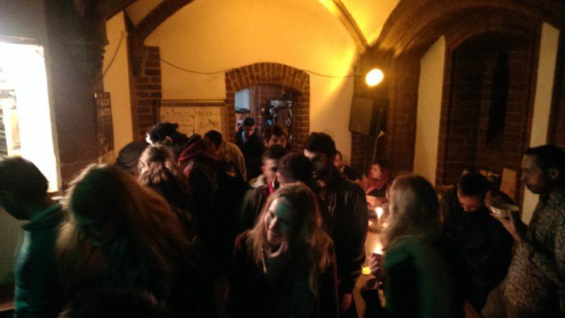 Party im Paulskirchenkeller Schwerin