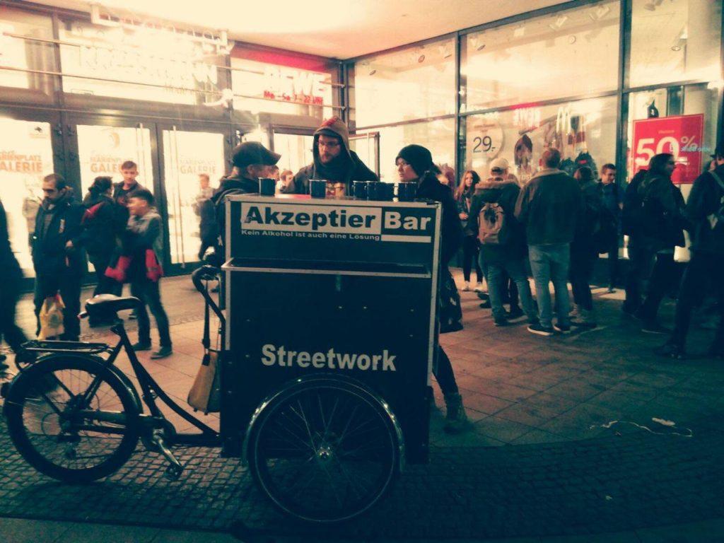 Streetwork Schwerin